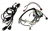 Tank Touring 150cc Scooter Wiring Harness