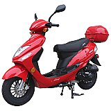 Znen Amigo Beemer 50cc Scooter with Remote Alarm and USB