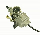 Dirt Bike 26mm 4-Stroke Carburetor - Cable Operated Choke Chinese ATV Pit Bike