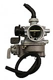 Mini ATV 4-stroke PZ19 Dual Feed Carburetor 110cc Chinese Quad