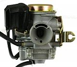 QMB139 50cc 4-stroke Carburetor, Type-3, 50cc Scooter