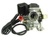 QMB139 50cc 4-stroke Carburetor, Type-1 for Scooters