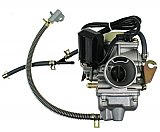 Mini Chopper Carburetor Type-1 for 150cc and 125cc GY6 4-stroke engines