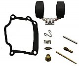 Carb Repair Kit for 50cc 2-stroke 1DE41QMB Scooter engine
