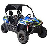 Trailmaster Challenger 150cc Kids UTV Utility Vehicle Side x Side Razor