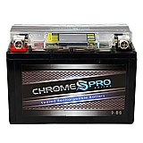 Chrome Pro Series iGel Battery 12V 9ah ATV Scooter YTX9A-BS 12V