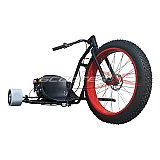 Extreme 6.5 HP Gas Drift Trike 3 Wheel Big Wheel