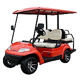 ICON i40 Electric Street Legal Golf Cart 4 Seat Neighborhood Vehicle