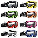 Scott Youth 89Si Goggles Kids Riding Atv Dirt Bike