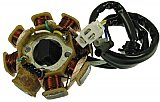 Stator Assembly Type-2 49cc 50cc QMB Scooter