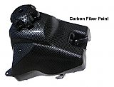 Dirt Bike Carbon Fiber Gas Tank Chinese 50cc 70cc 90cc 110cc Pit Bike