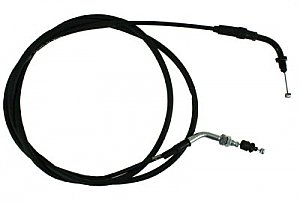 "Throttle Cable Size 65"" for full-size scooters. Sleeve Length: 65"", Overall: 74"""