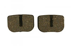 Disc Brake Pad Set for mini-gas scooters, mini electric scooters and pocket bikes