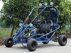 Spider 125cc Kids Go Cart GO Kart Off Road Buggy Youth with Reverse