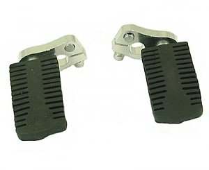 Stock Foot Pegs for small 47cc 49cc 2-stroke pocket bikes