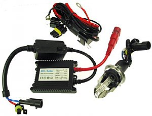 12v/35w HID XENON conversion Light Kit for scooters and motorcycles