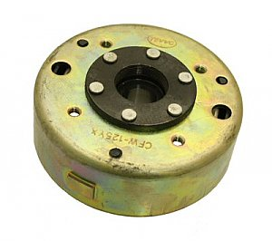 6 Magnet Rotor for 150cc and 125cc GY6 4-stroke QMI152/157 QMJ152/157