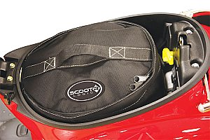 Scooter Under Seat Bag Cooler Storage Removable Scoot R Logic