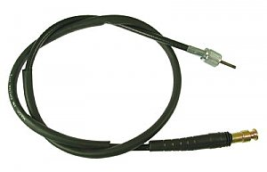 "Speedometer Cable 39"" with 11.9mm end for 150cc and 125cc GY6 engine scooters"