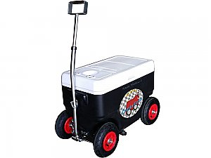 Cruzin Cooler Coolagon Trailer Model# 52 Series Coolagon®