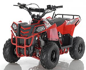 Mini Commander 110cc Kids ATV Quad 4 Wheeler with Parent Control Remote