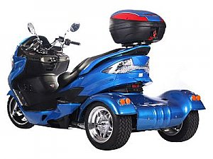 Tornado 300cc Trike 3 Wheel Scooter