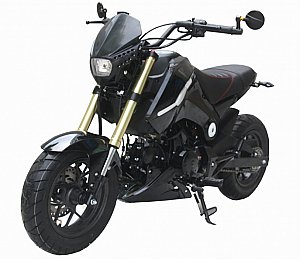 Fuerza 125cc Mini Motorcycle Grom Replica Street Bike