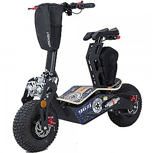 Moto Tec Mad 1600W 48V Electric Scooter Stand On Ride On VELOCIFERO