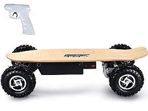 Speed Go Lithium Ion 36V Electric Skateboard Stand On
