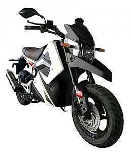 Evader 50cc Scooter Automatic Motorcycle No Shifting