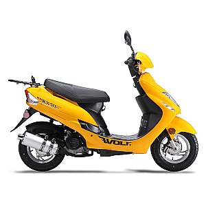Wolf RX50 Scooter - Extreme Motor Sales- Orlando Florida Scooter Dealer