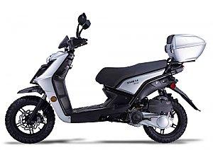 Znen Amigo Jax RX150 150cc Gas Scooter Moped 4 Stroke with