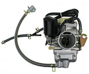 GY6 Carburetor Type-1 for 150cc and 125cc GY6 4-stroke engines