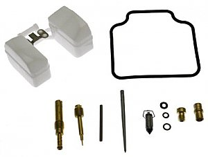 Carburetor Repair Kit for 250cc 4-stroke water-cooled 172mm engines