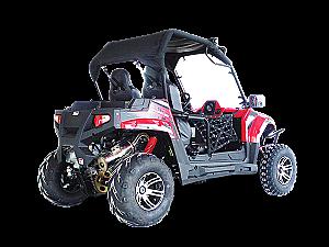 Trailmaster Challenger 300X Kids UTV Utility Vehicle Side x
