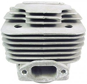 Mini Chopper 43cc Cylinder Head for 43cc, 2-stroke engines.
