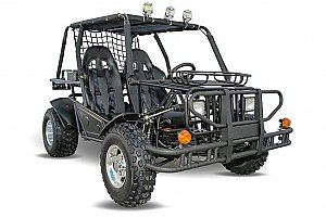 Hummer 200cc Go Cart Off Road Buggy Kart Adult Jeep Military Style