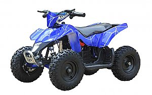 Kids Electric ATV MT-ATV3 Blue