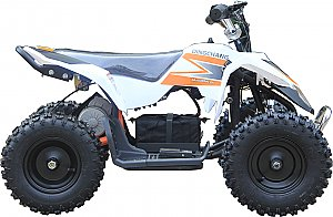 Kids Electric ATV MT-ATV3 White
