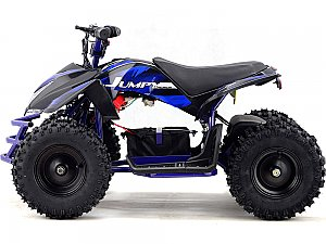 Kids Electric ATV MT-ATV5 Side View
