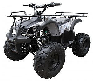 Alpine 125cc ATV Utility Semi-Auto with Reverse