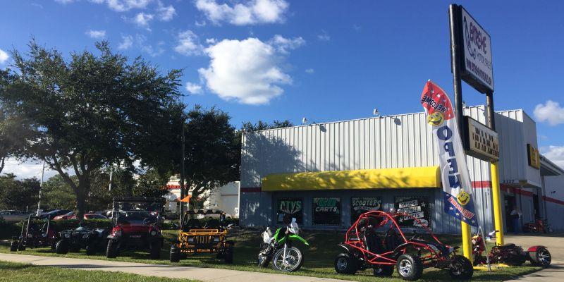 Kids ATV : Dirt Bike : Scooter : Go Carts Kart: Golf Cart