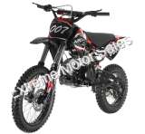 Apollo DB007 125cc Kids Dirt Bike Pit Bike 4 Speed Manual 17/14 Tire
