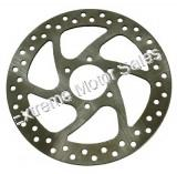 Disc Brake Rotor for mini-gas scooters, mini electric scooters and pocket bikes