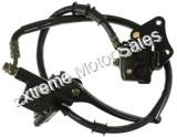 Dirt Bike Front Hydraulic Brake Assembly Kit Chinese Pit Bikes