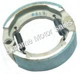 Drum Brake 75mm Brake Shoes for D1E41QMB02 2 Stroke Scooters