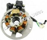 Stator Assembly for 50cc 2-stroke Minarelli Scooter 1PE40QMB Jog engines