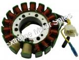 17 Coil Stator Magneto for 250cc 4-stroke Water-cooled engines