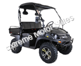 Linhai VXL Yamaha Bighorn 200cc Utility Gas Vehicle BLACK