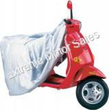 Nelson-Rigg Scooter Cover Size Medium or Large in Silver SC-800